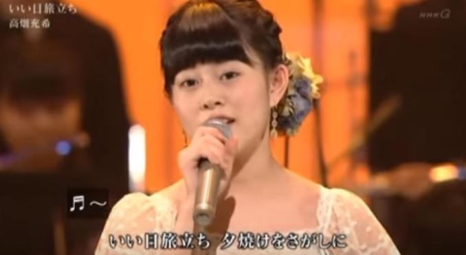 その高畑充希さんの歌唱力ですが、皆さんはどう思われますか。山口百恵さんとは違った意味で心を込めて歌っていると思いますよ。